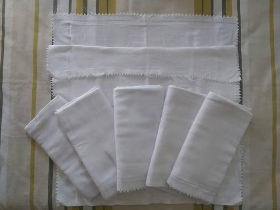 Pañales De Tela Ovejita Color Blanco
