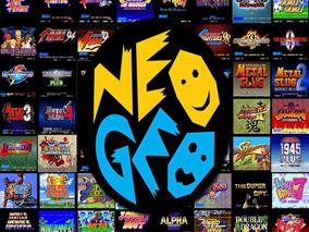 Super Pack Neo Geo Todos Os Jogos + Emulador