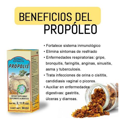 Jarabe 250ml Miel Propoleo Eucalipto Mirra Y Gordolobo Mercado Libre
