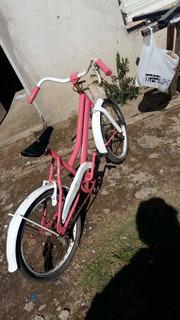 Bici De Nena Rodado 20