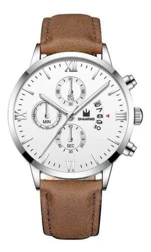 Relógio Masculino Shaarms Luxo