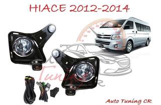 Halogenos Toyota Hiace 2012-2014