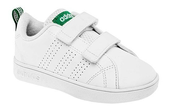 Tenis adidas Vs Advantage Blanco Tallas De #11 A #16 Bebes