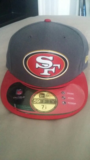 Gorra San Francisco 49er New Era 7 1/8