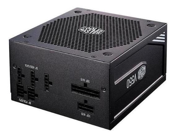 Fonte Cooler Master V550 Full Modular Gold 80 Plus 550w Atx
