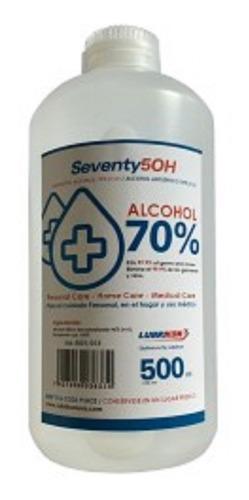 Alcohol Antiséptico 500ml