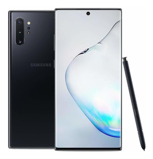 Samsung Galaxy Note10+ 256gb Dual Chip Tela 6.8 Nf Lacrado