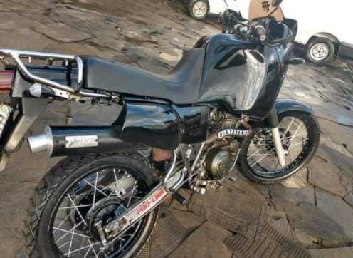 Yamaha Ténéré Xt600z