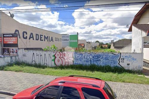 Imagem 1 de 15 de Terreno Duas Frentes 1.446m² No Boqueirão, Curitiba - Te0173