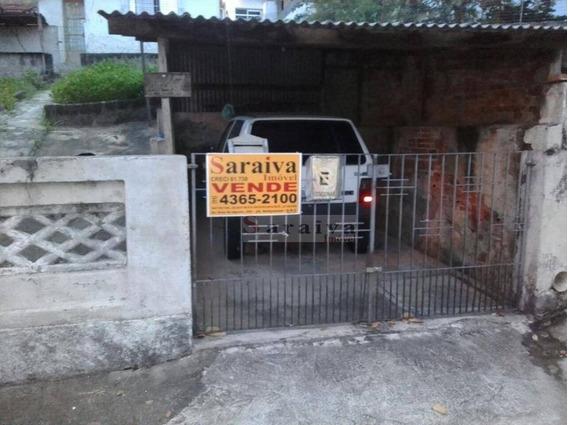 Terreno Residencial À Venda, Santa Maria, São Caetano Do Sul. - Te0023