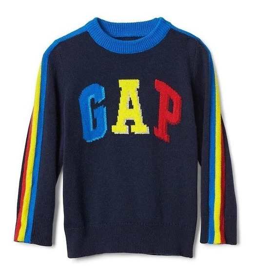 Pullover Gap Kids Menino Blusa - Original