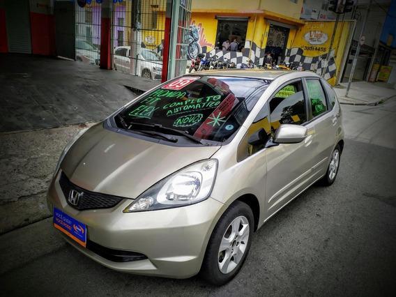 Honda Fit Lx 1.4 Flex 8v/16v 5p Aut.