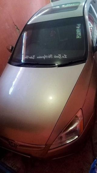Honda Accord Full V6