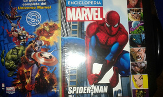 Coleccion : Enciclopedia Marvel Nro. 1 - Spiderman