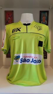 Camisa Arbitro Futebol Rio Grande Do Sul