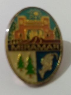 Pins Coleccionable Miramar Argentina