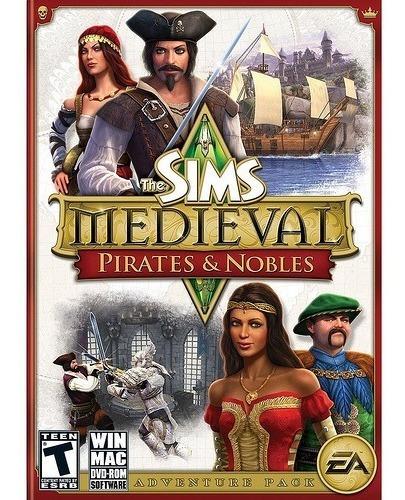 The Sims Medieval Piratas E Nobres Pc Game