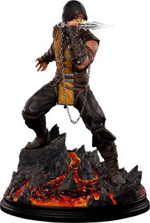 Scorpion Mortal Kombat X 1/4. Pop Culture Shock