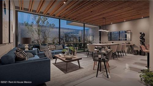 Imagen 1 de 7 de Qh1 Preventa De Casa De 3 Recámaras Y Roofgarden En El Nuevo Refugio