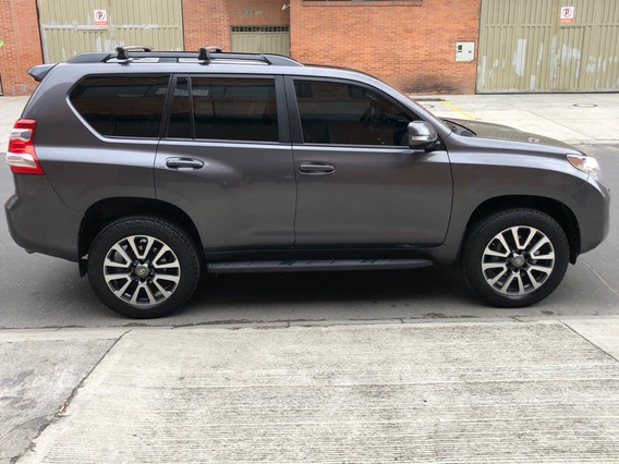 Toyota Prado Tx Edición Especial At 7 Ptos