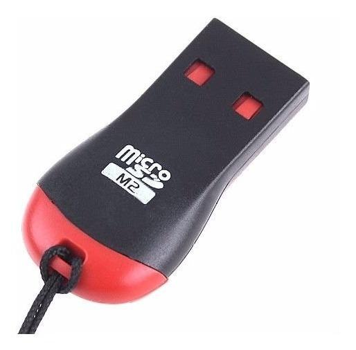 Adaptador Pen Drive P/ Cartão De Memória, Com 10 Unidades