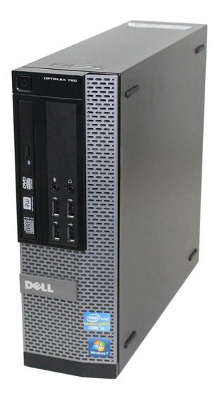 Cpu Desktop Dell Optiplex 790/990 I5 2ª Ger 8gb Hd 1tb Wifi