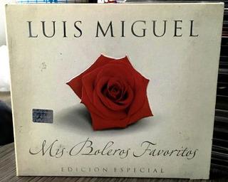 Luis Miguel - Mis Boleros Favoritos / Edición Especial (2002