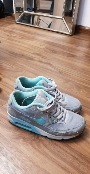 Airmax Talla 6 Color Verde