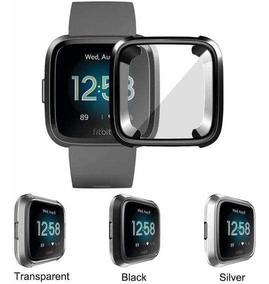 4 Pcs Estuche Protector Compatible Reloj Inteligente Fitbit