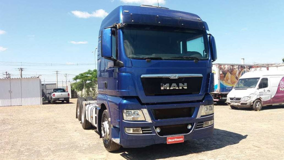 Man Tgx 28440 Selectrucks Limeira -5781-