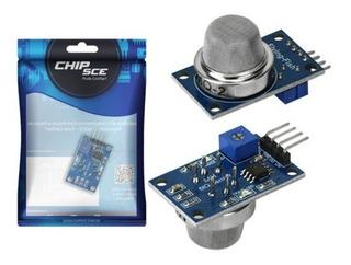 Módulo Sensor De Gás Mq-2 Inflamável / Fumaça