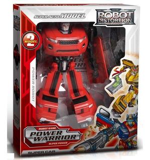 Robot Transformer - Planet Toys