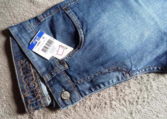 Calça Azul Jeans Bivik 58921 - Pronta Entrega | Frete Grátis