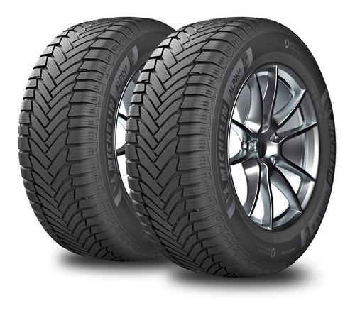 Imagen 1 de 11 de Kit X2 Neumáticos 225/45/17 Michelin Alpin 6 - Para Nieve