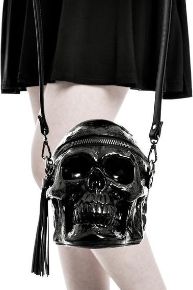 Cartera Killstar. Original. Nueva. Skull Craneo