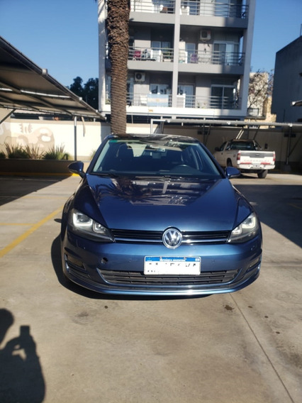 Volkswagen Golf 1.4l Tsi Bluemotion Thecno