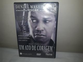 Dvd Filme Um Ato De Coragem Dublado Drama