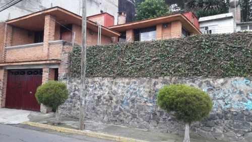 Casa En Venta, San Bernabe Ocotepec, Magdalena Contreras, Cdmx