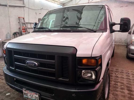 Ford Econoline 2008 Buen Estado $140000