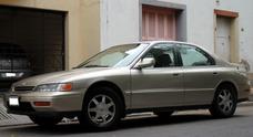 Honda Accord 2.2 Ex 150 Hp Modelo 1995. Con Gnc