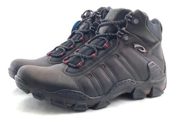 Pegada 150053 Botita Trekking Cuero El Mercado De Zapatos!