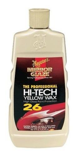 Cera M26 Hi-tech Yellow Wax P/meguiars #1057 Meguiars