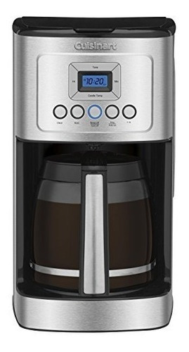 Cafetera Programable, Acero Inoxidable Cuisinart Dcc-3200