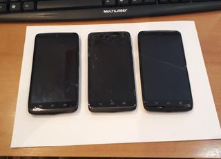 Lote Motorola Maxx 64gb Defeito Funcional Preço Da Unidade