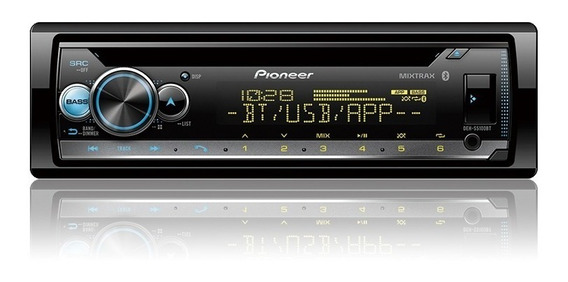 Autoestereo Pioneer Deh-s5100bt Spotify ( Ref. Deh-s5120bt )