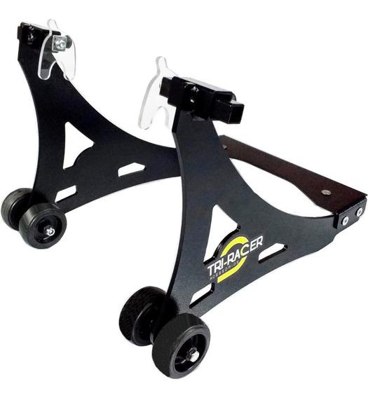 Cavalete Para Moto Dianteiro E Traseiro Para Slider Par