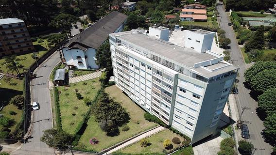 Apto Com Espetacular Localização - Campos Do Jordão - Ed Mantiqueira - Ap08887 - 4921876