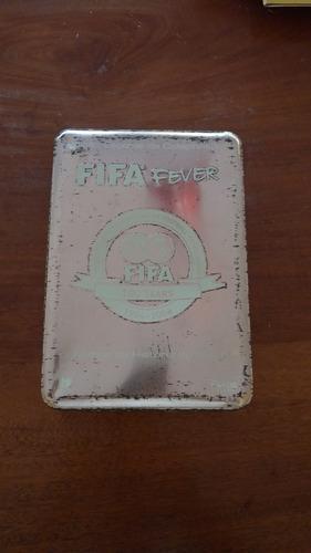 Caixa Comemorativa + Dvd`s Fifa Fevers Ed. Colecionador