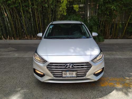 Imagen 1 de 8 de Hyundai Accent 5 Ptas Gls Aut 1.6l 2019