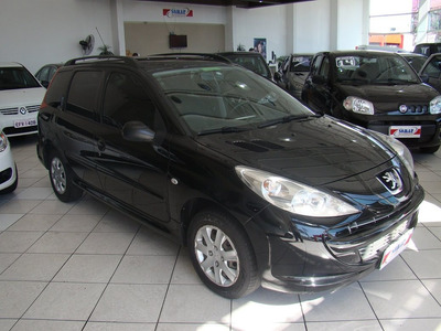 Peugeot 207 1.4 Xr Sport Sw 8v Flex 4p Manual
